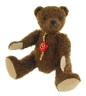 Peluche de collection Ourson Chocolate 20 cm