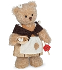 peluche Ours de collection Cendrillon 26 cm