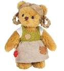 peluche Ours Teddy de collection Gretel 18 cm