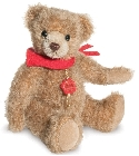 peluche Ours teddy de collection Ferdi 19 cm