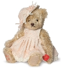 peluche Ours de collection Lady Mary 28 cm