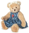 peluche Ours de collection Abigail 30 cm