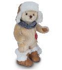 peluche Ours Teddy de collection Tibor 27 cm