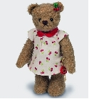 peluche Ours Teddy de collection Ella 20 cm