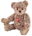 peluche Ours Teddy de collection Wolfram 55 cm