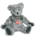 peluche Ours teddy de collection Weston 40 cm