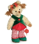 peluche Ours Teddy de collection Karolin 25 cm