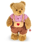 peluche Ours Teddy de collection Fredl 53 cm