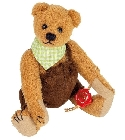 peluche Ours Teddy de collection Bodo 16 cm
