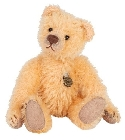 peluche Ours Teddy de collection Antique abricot