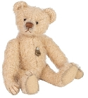 peluche Ours Teddy de collection Gregor 13 cm