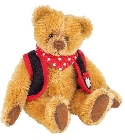 peluche Ours Teddy de collection Fritz 10 cm