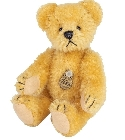 peluche Ours Teddy de collection Flori 7 cm