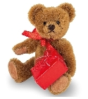 peluche Ours en peluche de collection cadeau 10 cm