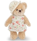 peluche Ours en peluche de collection Gitti 10 cm