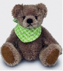 peluche Ours Teddy de collection Leevi 10 cm