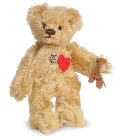 peluche Ours de collection Jacob 11 cm