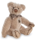 peluche Ours de collection Antique taupe 10 cm