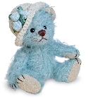 peluche Ours de collection Bluebell 9 cm
