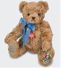 peluche Ours Teddy de collection Bavière 48 cm
