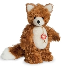 peluche Peluche de collection renard roux 17 cm