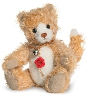 peluche Ours teddy de collection Maunzi 19 cm