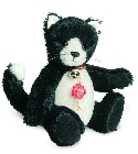 peluche Ours teddy de collection Minko 19 cm