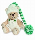 Ours teddy de collection Joni 9 cm