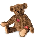 peluche Ours en peluche de collection Roger 39 cm