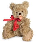 peluche Ours de collection Bear Cub Old gold 40 cm