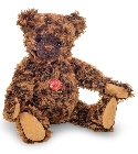 peluche Ours en peluche de collection Hubert 54 cm