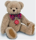 peluche Ours Teddy de collection Norbert 42 cm