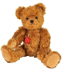 peluche Ours Teddy de collection Albin 36 cm