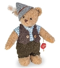 peluche Ours Teddy de collection Jakob 28 cm