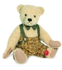 Peluche Ours teddy de collection Edmund 43 cm