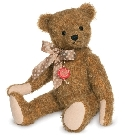 peluche Ours teddy de collection Armin 35 cm