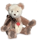peluche Ours de collection nostalgie rosé 45 cm