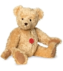 peluche Ours Teddy de collection Rudolf 54 cm
