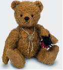 peluche Ours Teddy de collection August 20 cm