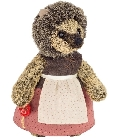 peluche Peluche de collection hérisson Mère 19 cm
