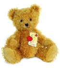 peluche Peluche Ours teddy de collection Kuschel 37 cm