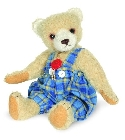 Peluche Ours teddy de collection Krumelchen 17 cm