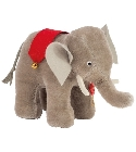 peluche Peluche de collection éléphant replica 15 cm