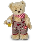 peluche Ours Teddy de collection Winfried 25 cm