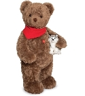 peluche Ours de collection Uli 103 cm