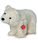 peluche Ours de collection polaire 23 cm