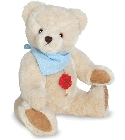 peluche Ours de collection Luka 28 cm