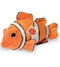 peluche Peluche poisson clown Hermann 25 cm