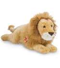 peluche Peluche lion allongé Hermann 55 cm