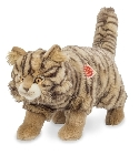 Peluche chat sauvage Hermann 36 cm
